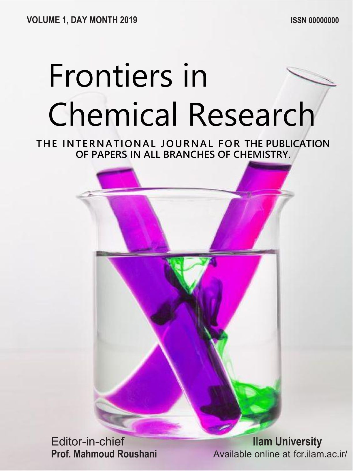 Frontiers in Chemical Research